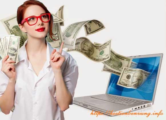 Cách kiếm tiền online nên chọn