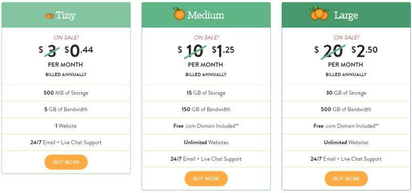 Cách đăng ký A Small Orange giảm giá mới