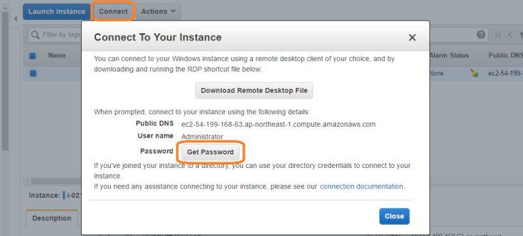 Hướng dẫn đăng ký Amazon vps free