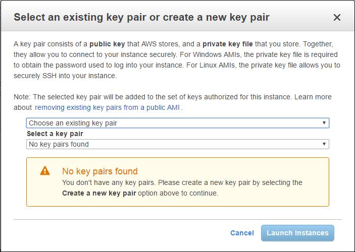 Đăng ký Amazon VPS miễn phí 1 năm